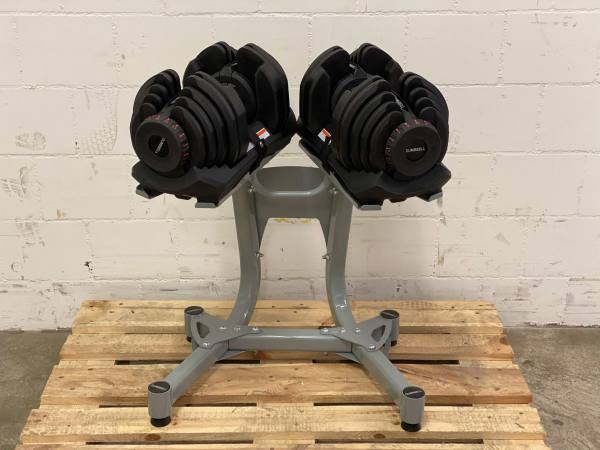 Adjustable Dumbbell 40 Kg | Verstellbare Kurzhanteln