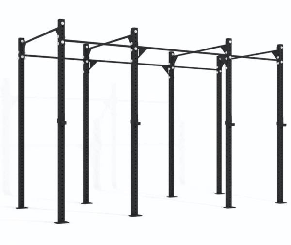 Freestanding Rig Professional   mit 4 Squat Stationen