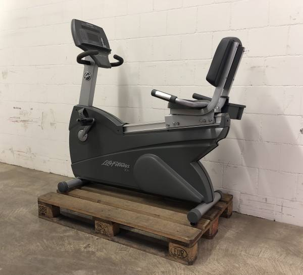 LifeFitness Recumbent Bike | Liegevelo