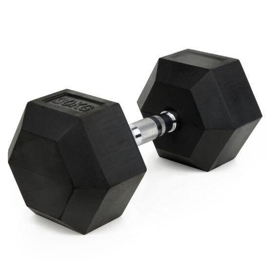 Hex Dumbbell | Hexagon Hantel