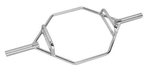 Hex Trap Bar 50mm | Hex Hantelstange