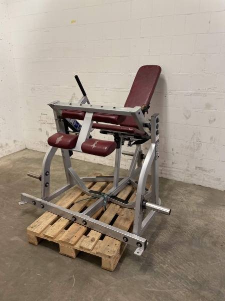 Hammer Strength Plate Loaded Leg Curl | Occasion