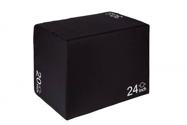 3-Way Soft Jump Box | Plyo Box