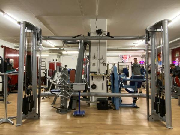 Gym80 Sygnum Cable Cross Over | Occasion