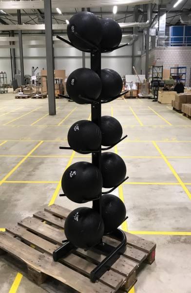 Ball Ständer 10-fach | Ballständer