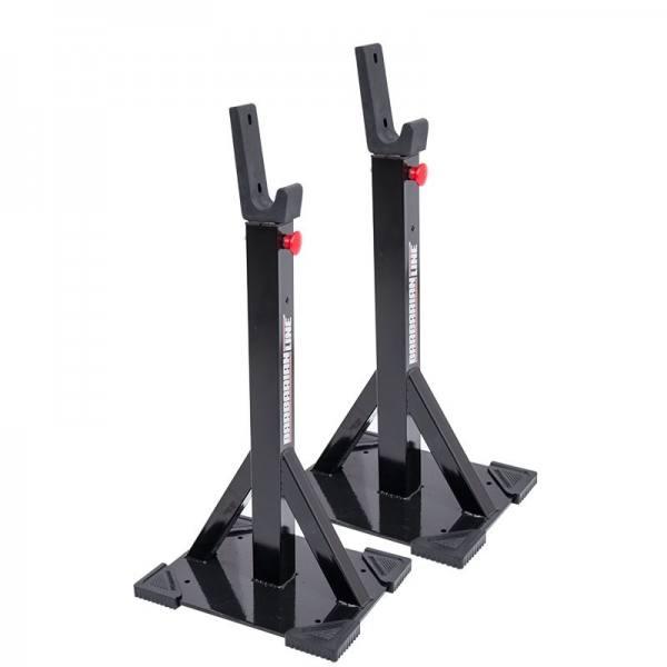 Barbarian Line Free Rack Stands | Ständer freistehend