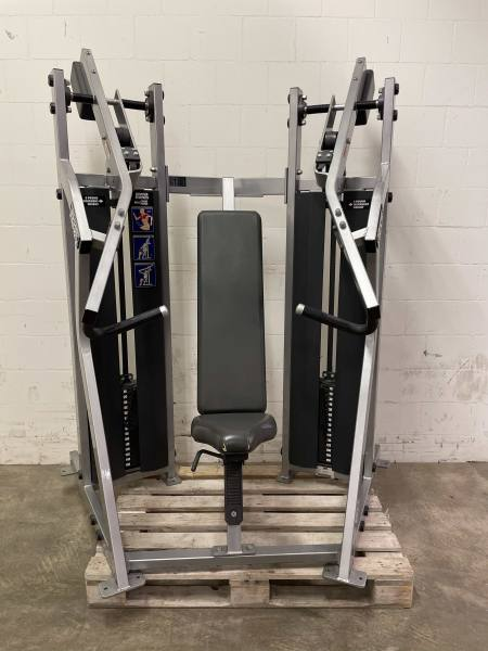 Hammer Strength MTS Incline Chest Press | Occasion