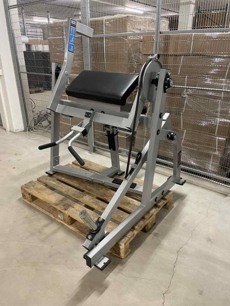 Hammer Strength Plate Loaded Biceps Curl   Occasion