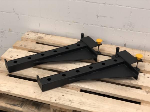 Safety Spotter Arms Notablagen | Zubehör Power Rack
