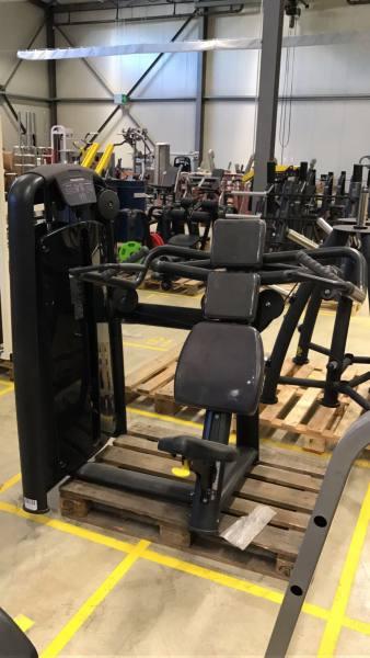 Shoulder Press | Schulterdrücken