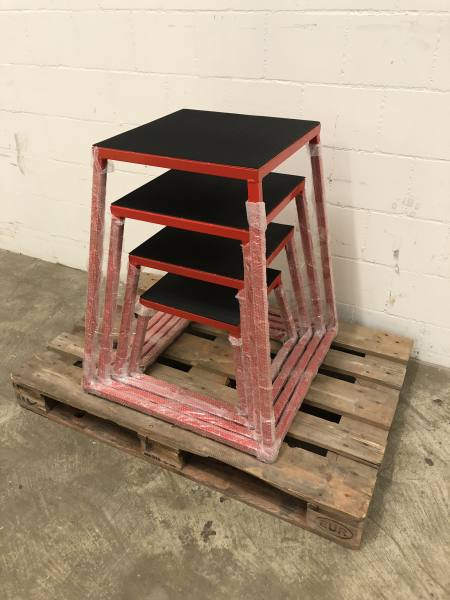 Plyo Boxen Set 4-fach | Jump Boxes
