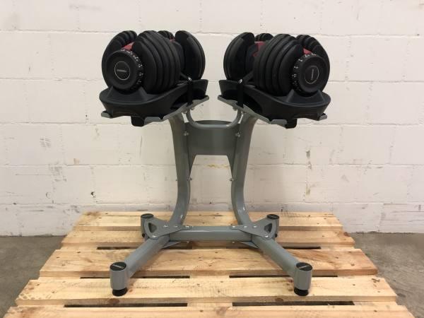 Adjustable Dumbbells 24 Kg | Verstellbare Kurzhanteln