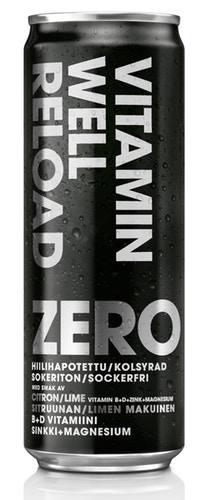 Vitamin Well Zero | gesundes Erfrischungsgetränk