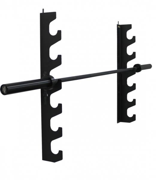 Wall Mount Barbell Rack | Wandmontage