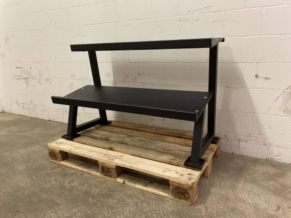 Hex Dumbell Rack 1.2m | Ablage Kurzhanteln