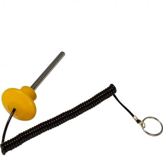 Magnet-Steckbolzen 10 mm | für Gewichtsmagazine